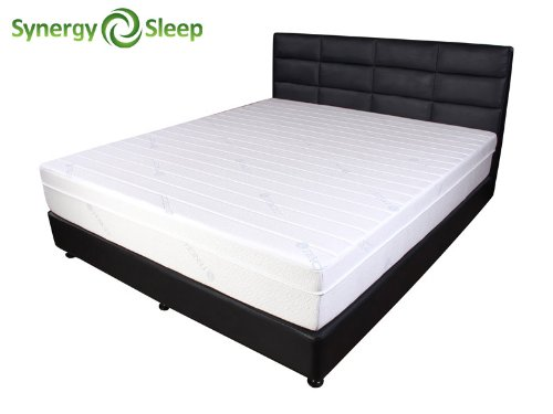 11-Inch Synergy Sleep Tencel Gel Infused Memory Foam Mattress , King