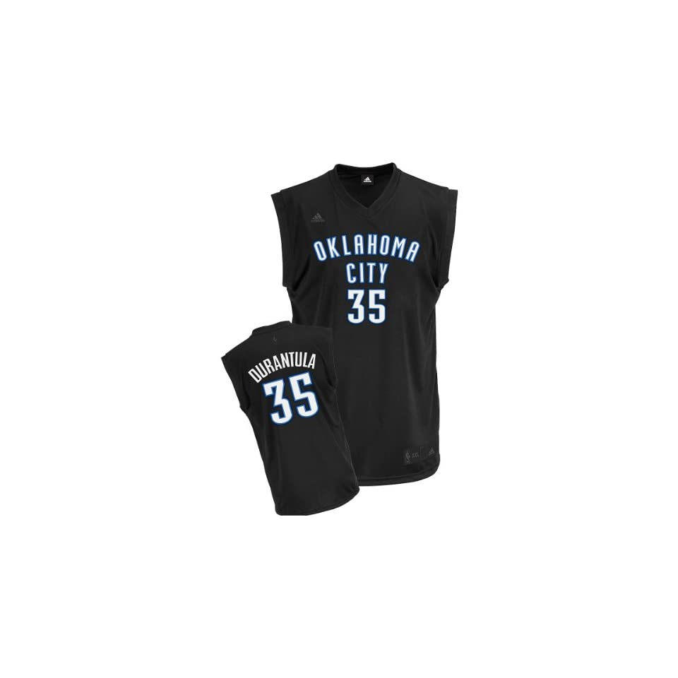 Adidas Oklahoma City Thunder Kevin Durant Durantula Replica Fashion Jersey Extra Large