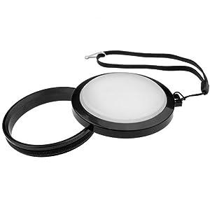 Mennon 72mm White Balance Lens Cap