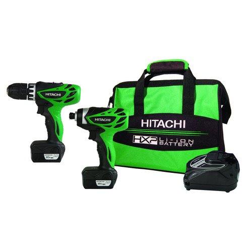 Hitachi-KC10DFL-12-Volt-Peak-3-Tool-Li-Ion-Combo-Kit-with-Carrying-Bag