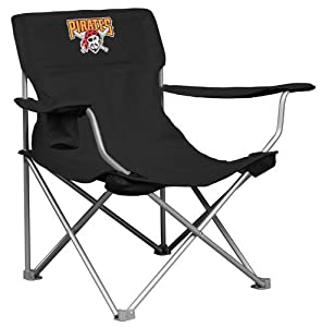MLB Pittsburgh Pirates Canvas Chair by Logo