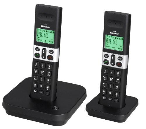 Binatone Style 1810 Twin Digital Cordless Telephone Reviews