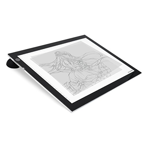 Huion-235-Inch-Light-Tracer-Photography-ArtCraft-Light-Box-A3-w-Pucks-and-Tracing-Paper