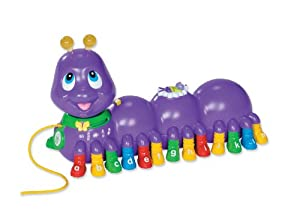 LeapFrog Alphabet Pal® Caterpillar (Colors May Vary)