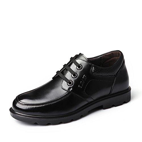 Invisible men alta scarpe/ aumentato scarpe tempo libero/Scarpe/Scarpe da ginnastica-B Lunghezza piede=25.8CM(10.2Inch)