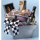 Victory Lap Nascar Race Car Gift Box of Sausage & Snacks