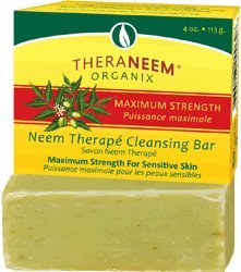Maximum Strength Neem Soap Bar 4 oz.