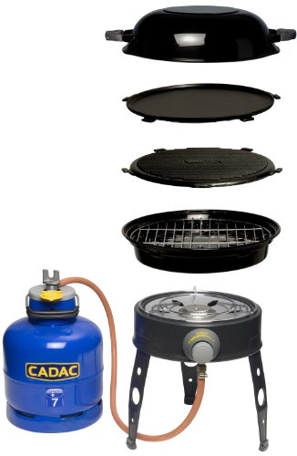 CADAC Safari Chef 4-in-1 complete