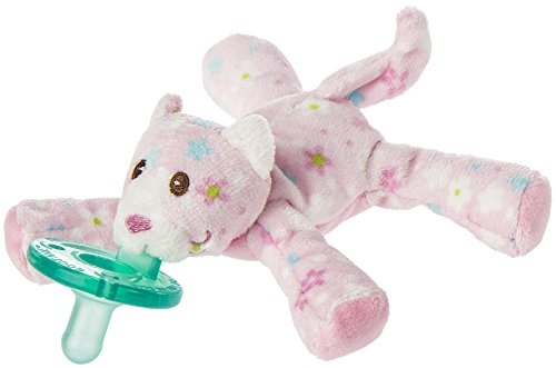 Mary Meyer Wubbanub Little Nuzzles Kitty Pacifier - 1
