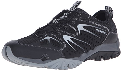 Merrell Men's Capra Rapid Hiking Water Shoe, Black, 10.5 M US