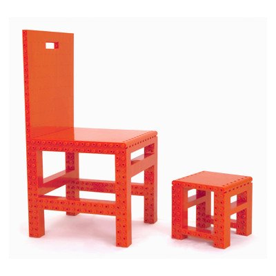 Lego Tables With Chairs 3201