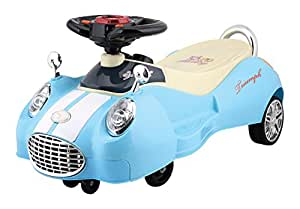 Toy House Toyhouse Triumph Swing Car, Blue