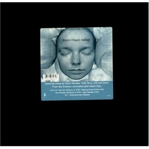 Björk - Hyperballad (1996) [FLAC] Download