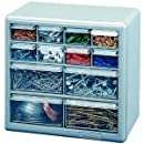 Stack-On DS-12 12 Drawer Storage Cabinet
