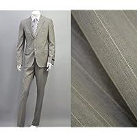 (カルバンクライン) CALVIN KLEIN スーツ 44 サンドベージュ 並行輸入品