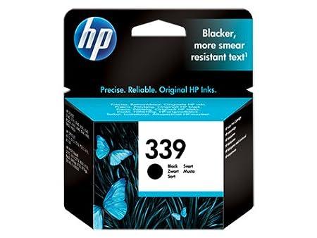 HP Cartouche Jet d'encre Originale N° 339 C8767EE Blist 21 ml Noire