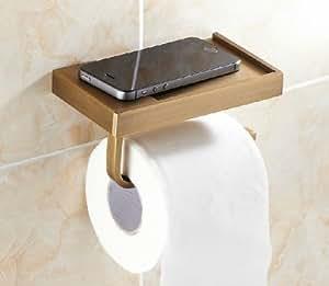 Amazon.com: Rozinsanitary Wall Mounted Toilet Paper Holder