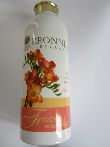 Bronnley Freesia 100g/3.5 oz Fragranced Talc