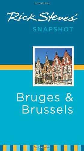 Rick Steves' Bruges & Brussels Snapshot
