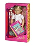 Our Generation Jenny - Baker Doll with Storybook
