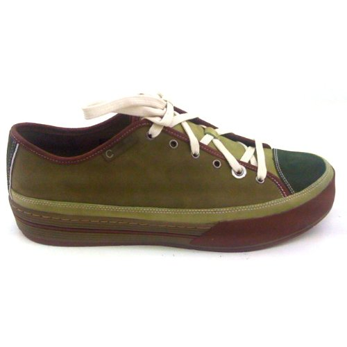 Timberland Factur Green Sneakers Shoes Mens Sz 13 front-1052422