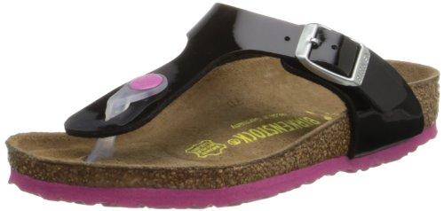 Birkenstock Kid's Gizeh Kinder Comfort Flat Thong Sandal - B