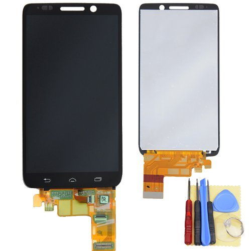 Black Lcd Screen Display Touch Screen Digitizer Panel For Motorola Droid Mini Xt1030