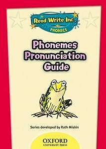 Amazon Com Read Write Inc Phonics Phonemes
