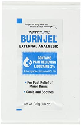 Pac-Kit Water Jel Burn Jel - 25 Per Box from Acme United Corporation