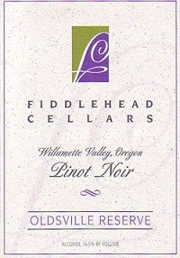 Fiddlehead Cellars Pinot Noir Willamette Valley 2009 750Ml