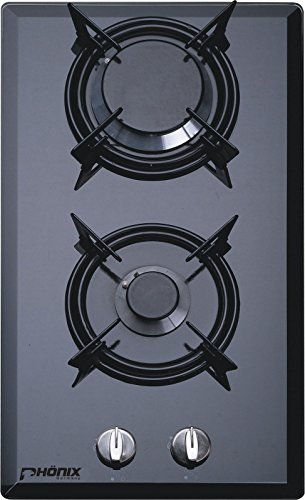 new-domino-g-30cm-built-in-gas-hob-2-burner-cooktop-tempered-glass-lpg-with-ffd