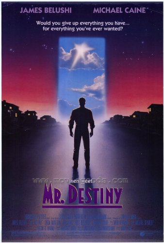 Mr Destiny Movie Poster 1990