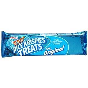 Rice Krispies Treats Original Big Bar, 2.6-Ounce Packages (Pack of 20)