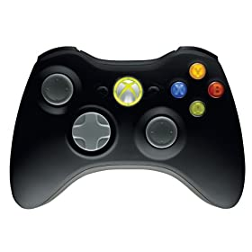 Xbox 360 Wireless Controller BlackXbox 360 Wireless Controller