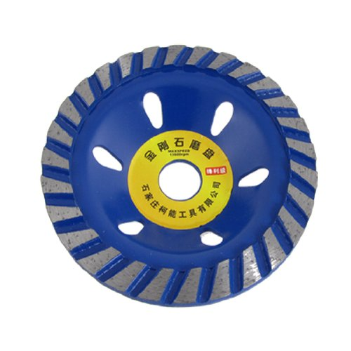 Amico Concrete Stone Cutting 100 x 16mm 13600Rpm Diamond Grinding Wheel