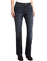 Indigo Collection Bum Lift Skinny Jeans