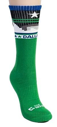 G206 Wear DALLAS Athletic Crew Socks by G206wear