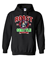 Roast Seattle New England Football Fan Wear DT Sweatshirt Hoodie