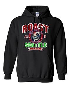 Roast Seattle New England Football Fan Wear DT Sweatshirt Hoodie