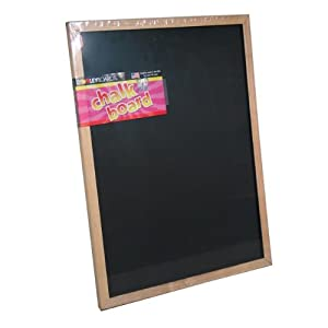 Dooley Wood Framed Chalk Board, 17 x 23 Inch, 1 Board (1824CH)