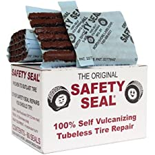 Safety Seal Tire Repair Plugs, 60 Inserts