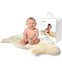 Baby Sheepskin - Short Wool