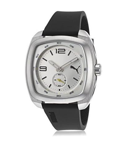 PUMA Men's PU103081002 Black Rubber Watch
