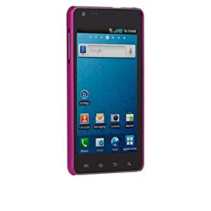 Case-Mate CM013950 Barely There Case for Samsung Infuse SGH-I997 - 1 Pack - Retail Packaging - Pink