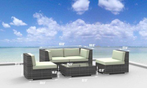 Urban-Furnishing-RIO-5pc-Modern-Outdoor-Backyard-Wicker-Rattan-Patio-Furniture-Sofa-Sectional-Couch-Set