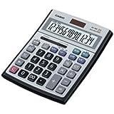 ( お徳用 2セット) カシオ計算機(CASIO) 本格実務電卓DS-3DT日数時間計算タイプ14桁 ×2セット