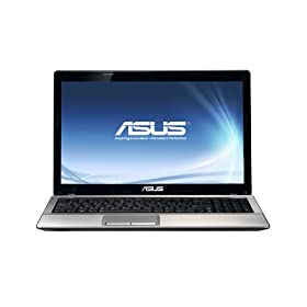 ASUS A53SV-XE1 15.6-Inch Versatile Entertainment Laptop - Black