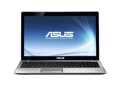 ASUS A53E-AS52 15.6-Inch Laptop (Dismal)