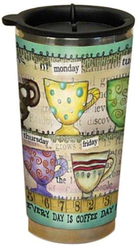Coffee Day Traveler 16Oz Mug