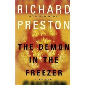 "the demon in the freezer essay English assignment help, demon in the freezer, book review: ""the demon in the freezer"", by richard preston paper review use 14 pt font, veranda size 14 font, spaced at 15 lines you will critique the book for us in a minimum length of three full pages."